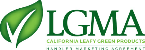 California Leafy Green Products Handler Marketing Agreement (LGMA)